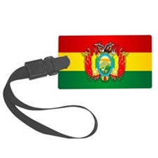 Bolivia COA Luggage Tag