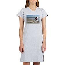 Sammie Jones Beach Women's Nightshirt