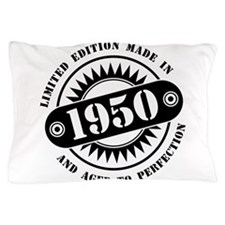 LIMITED EDITION MADE IN 1950 Pillow Case