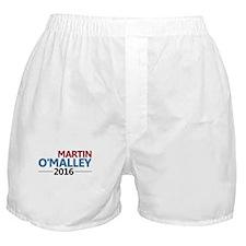 Martin O'Malley 2016 Boxer Shorts