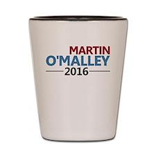 Martin O'Malley 2016 Shot Glass