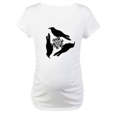 Raven Triskel Shirt