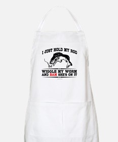 Hold My Rod Apron