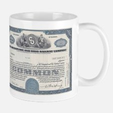 C&O Railway Mug