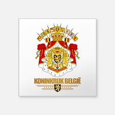 Belgium COA Sticker
