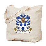 Loyers Family Crest Tote Bag
