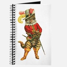 Puss in Boots Journal