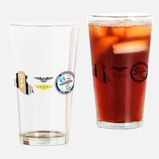 Oif Ac Aw Enterprise Drinking Glass