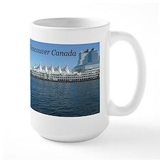 Beautiful Vancouver B.C Ceramic Mugs