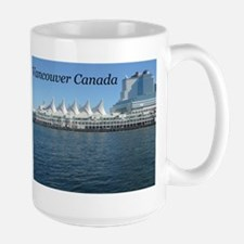 Beautiful Vancouver B.C Large Mug