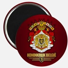 Belgium COA Magnets