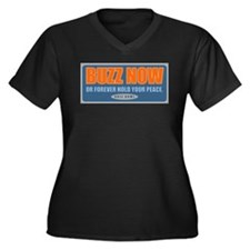 Buzz Now Plus Size T-Shirt