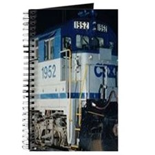 Train Engine Journal