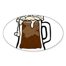 Root Beer Float Decal