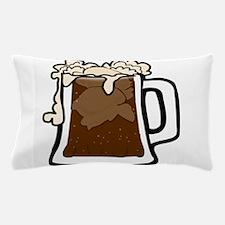 Root Beer Float Pillow Case