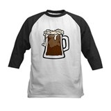 Root beer Baseball Jersey
