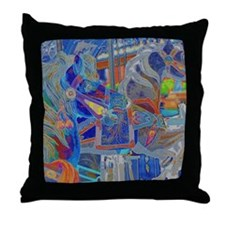 Cool Go to Throw Pillow