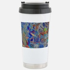 Cute Carousel Travel Mug