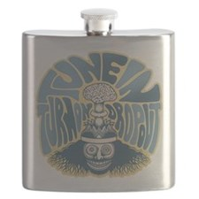 Tune In, Turn On, Drop Out Flask