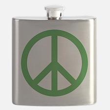 green peace Flask