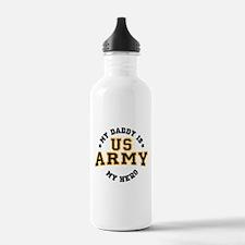 My Daddy is my U.S. Army Hero Water Bottle