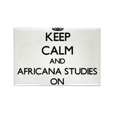 Keep Calm and Africana Studies ON Magnets