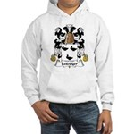 Lescuyer Family Crest Hooded Sweatshirt
