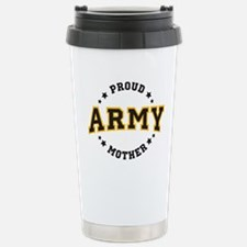 Proud U.S. Army Mother Travel Mug