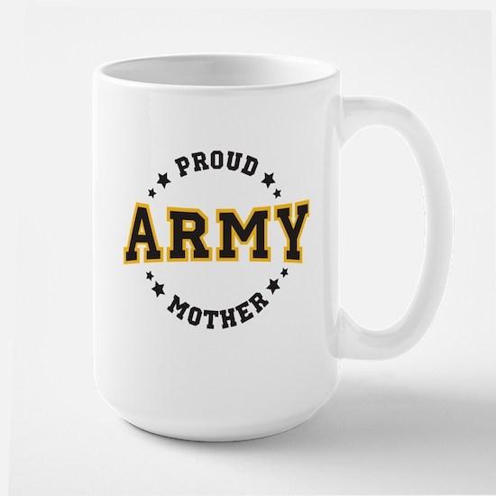 Proud U.S. Army Mother Mugs
