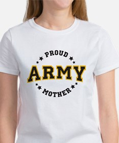 Proud U.S. Army Mother T-Shirt