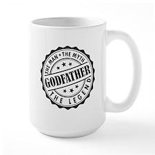 Godfather - The Man The Myth The Legend Mugs