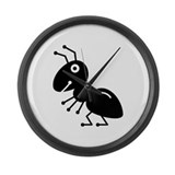 Ant Wall Clocks