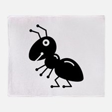 Ant Throw Blanket