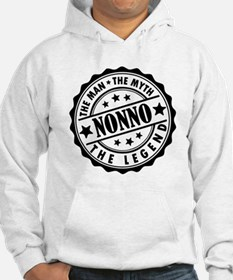 Nonno - The Man The Myth The Legend Hoodie