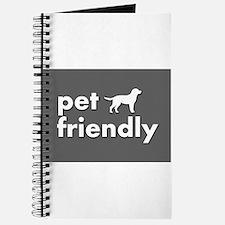 pet friendly art illustration Journal