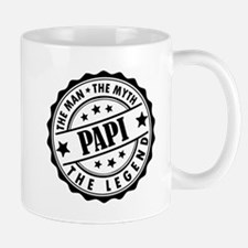 Papi - The Man The Myth The Legend Mugs