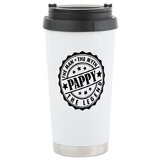 Pappy - The Man The Myth The Legend Travel Mug