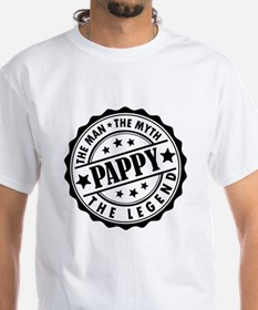 Pappy - The Man The Myth The Legend T-Shirt