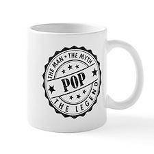 Pop - The Man The Myth The Legend Mugs