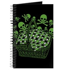 Poison Picnic Basket Journal