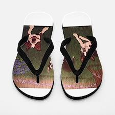 Backyard Buddies Flip Flops