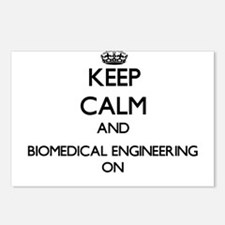 Keep Calm and Biomedical Postcards (Package of 8)