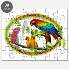 It's a Parrot Thing! Puzzle
