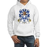 Lepine Family Crest Hooded Sweatshirt