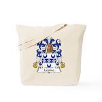 Lepine Family Crest  Tote Bag
