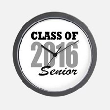Class of 2016 (senior) Wall Clock