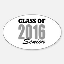 Class of 2016 (senior) Decal
