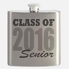 Class of 2016 (senior) Flask