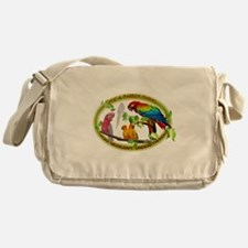 It's a Parrot Thing! Messenger Bag