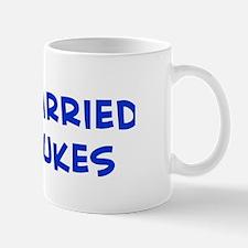 just married Mrs. Jukes  Mug